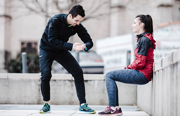 coach sportif personnel lyon, exercices cuisses abdos fessiers